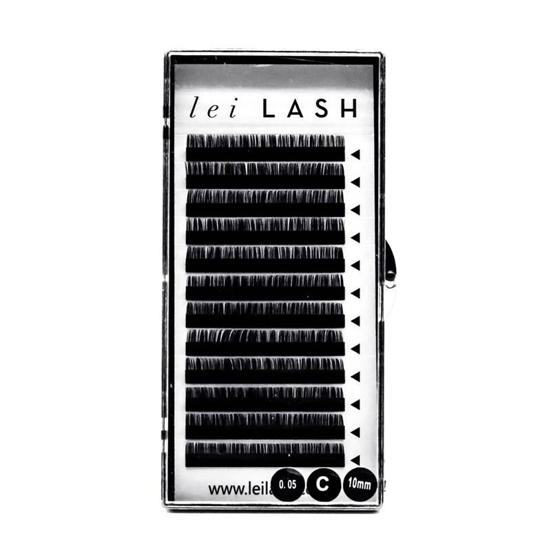 2743b801cb7 0.05 Lash Extentions – 12 Rows – LeiLash Mink Lashes